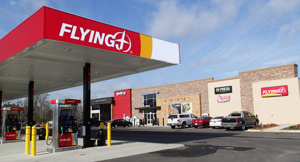 Service Station Near Me >> Pilot Flying J expands and elevates industry-leading travel center network in 2018 | Moxley ...